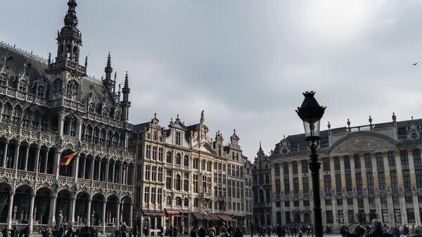 Ситуация в Брюсселе. Архивное фото