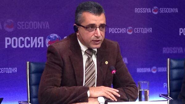 Лидер ассирийского патриотического движения Ашура Гиваргис