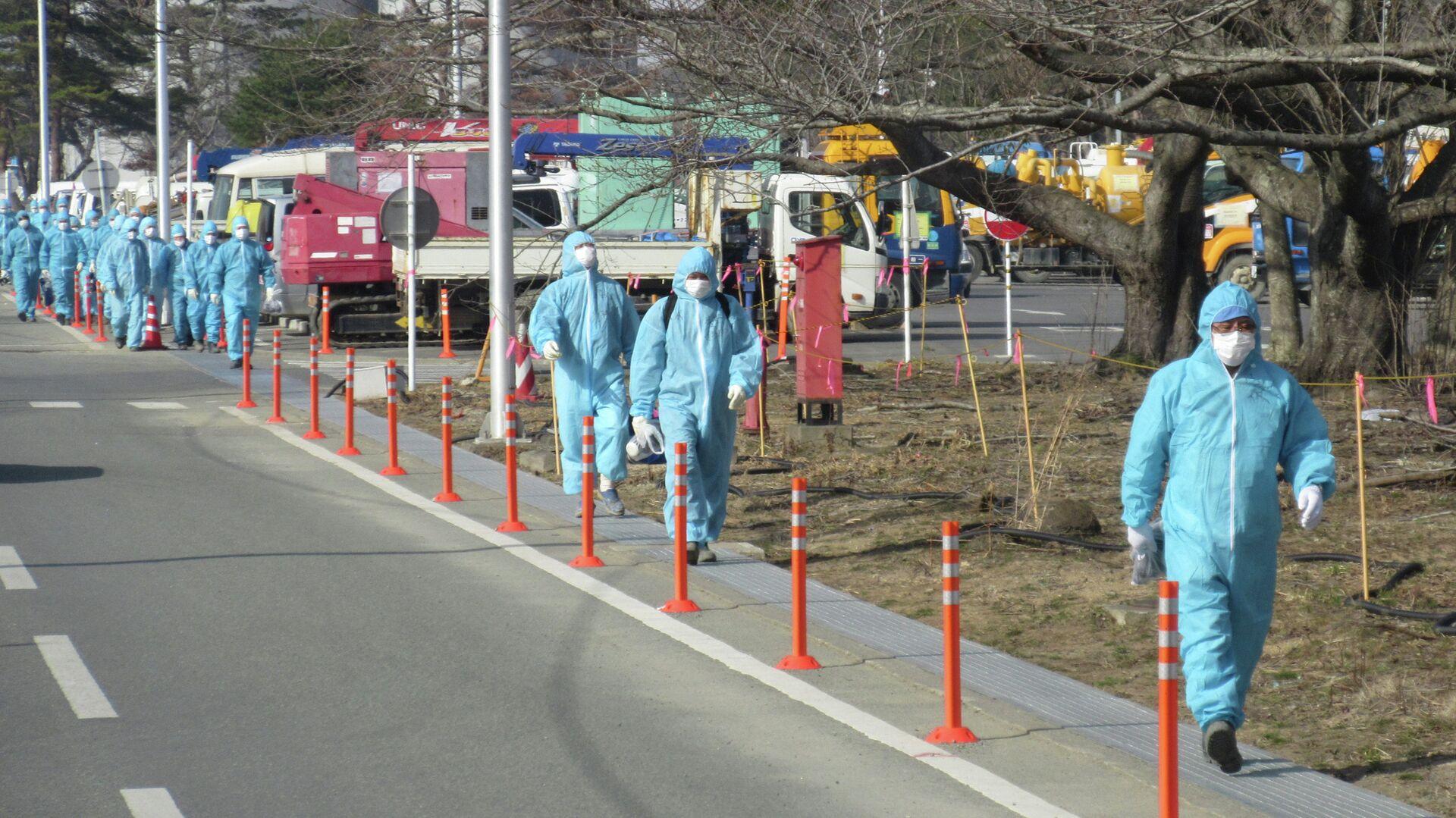"""Китай призвал Японию пересмотреть вопрос утилизации воды с """"Фукусимы-1"""""""