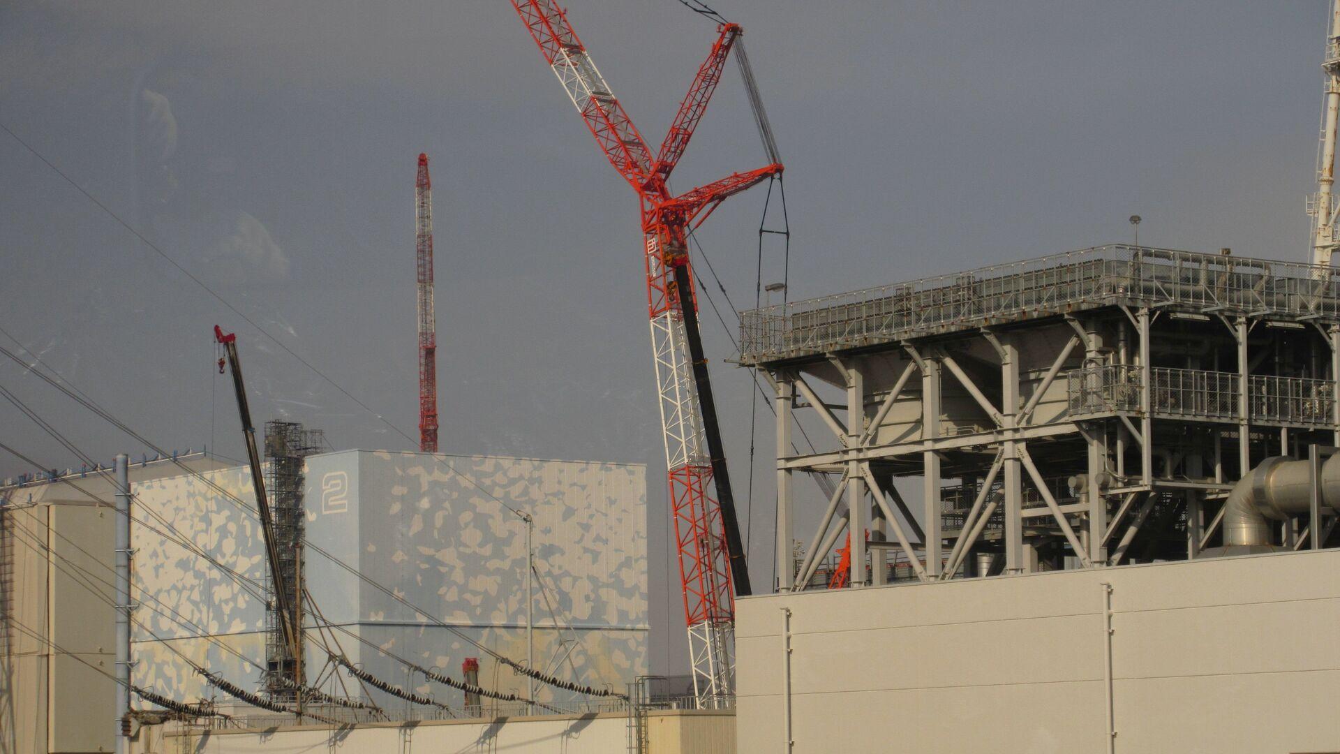 """В МАГАТЭ поддержали решение Токио о сбросе воды с """"Фукусимы-1"""" в океан"""