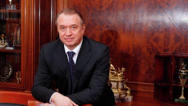 Президент Торгово-промышленной палаты РФ Сергей Катырин