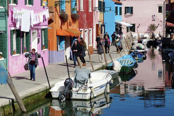 Города мира. Венеция