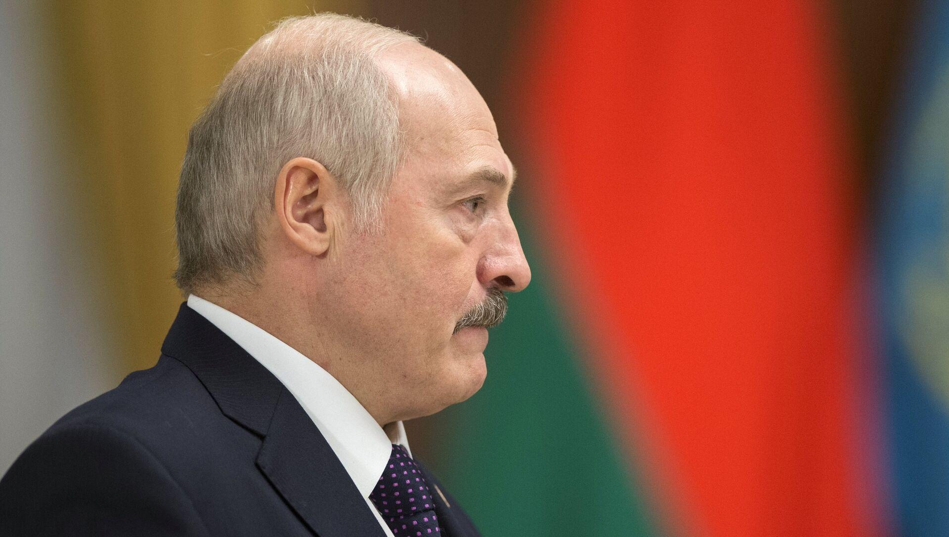 Президент Белоруссии Александр Лукашенко. Архивное фото - РИА Новости, 1920, 03.02.2017