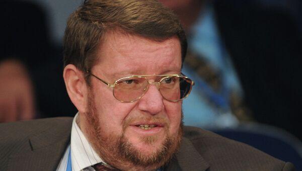 Евгений Сатановский. Архивное фото