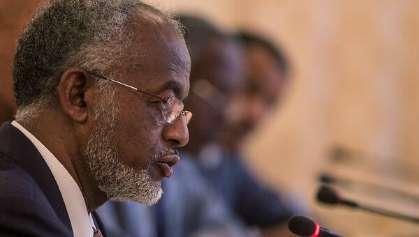 Министр иностранных дел Республики Судан Али Карти. Архивное фото