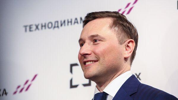 Генеральный директор «Технодинамики» Максим Кузюк