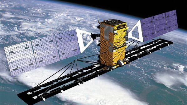 Канадский спутник Radarsat-2