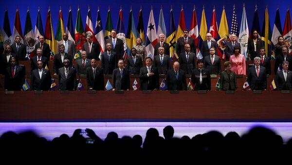 Саммит Америк в Панаме