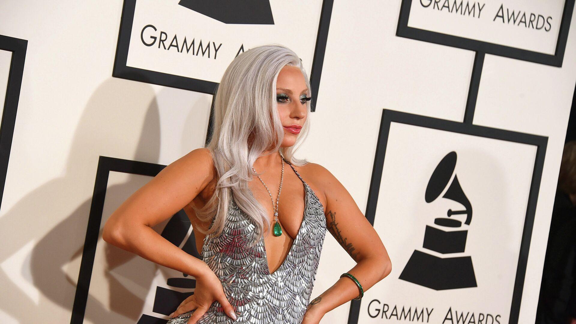 Американская певица Леди Гага - РИА Новости, 1920, 28.03.2021