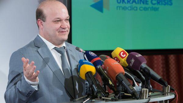 Валерий Чалый. Архивное фото