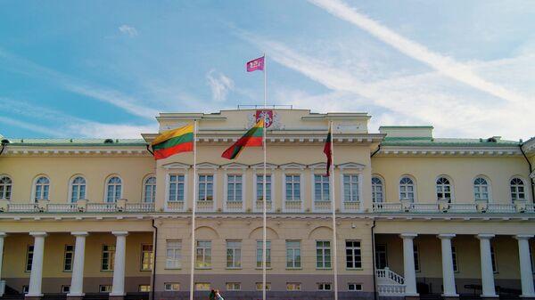 Президентский дворец в Вильнюсе, Литва