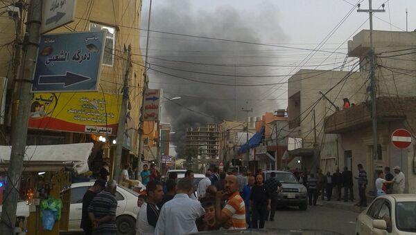 Атака на консульство США в Эрбиле. Ирак