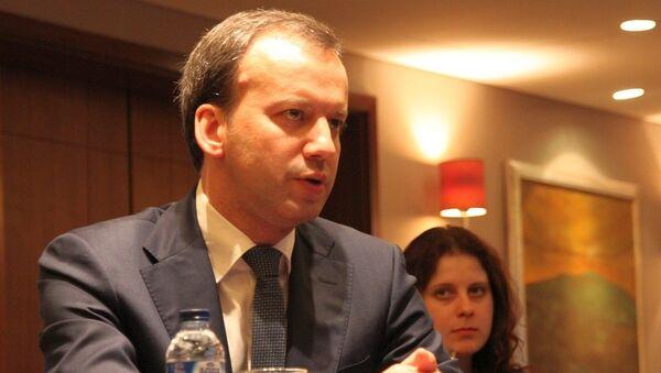 Вице-премьер РФ Аркадий Дворкович. Архивное фото