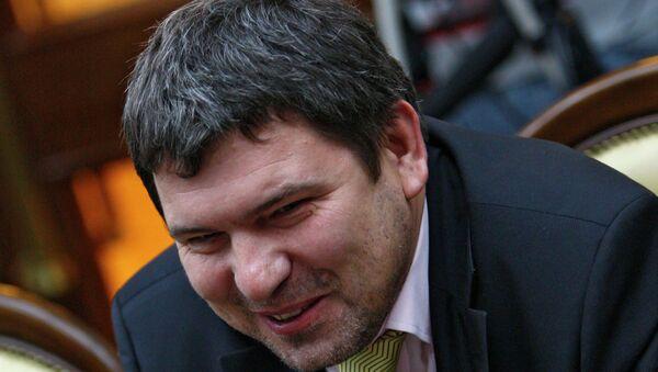 Председатель совета директоров ЗАО «Правда.ру» Вадим Горшенин