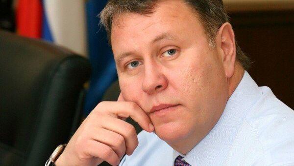 Исполняющий обязанности главы Калуги Константин Баранов