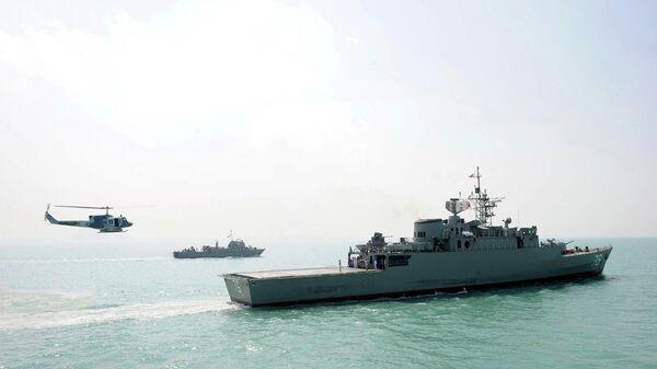 Корабли ВМС Ирана