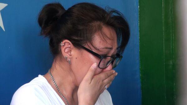 Осужденная за ввоз наркотиков на Бали россиянка плакала перед приговором