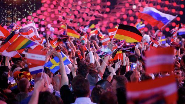 Финал конкурса Евровидение