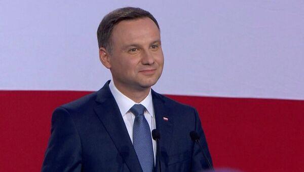 Лидирующий на выборах Дуда объяснил, каким должен быть президент Польши