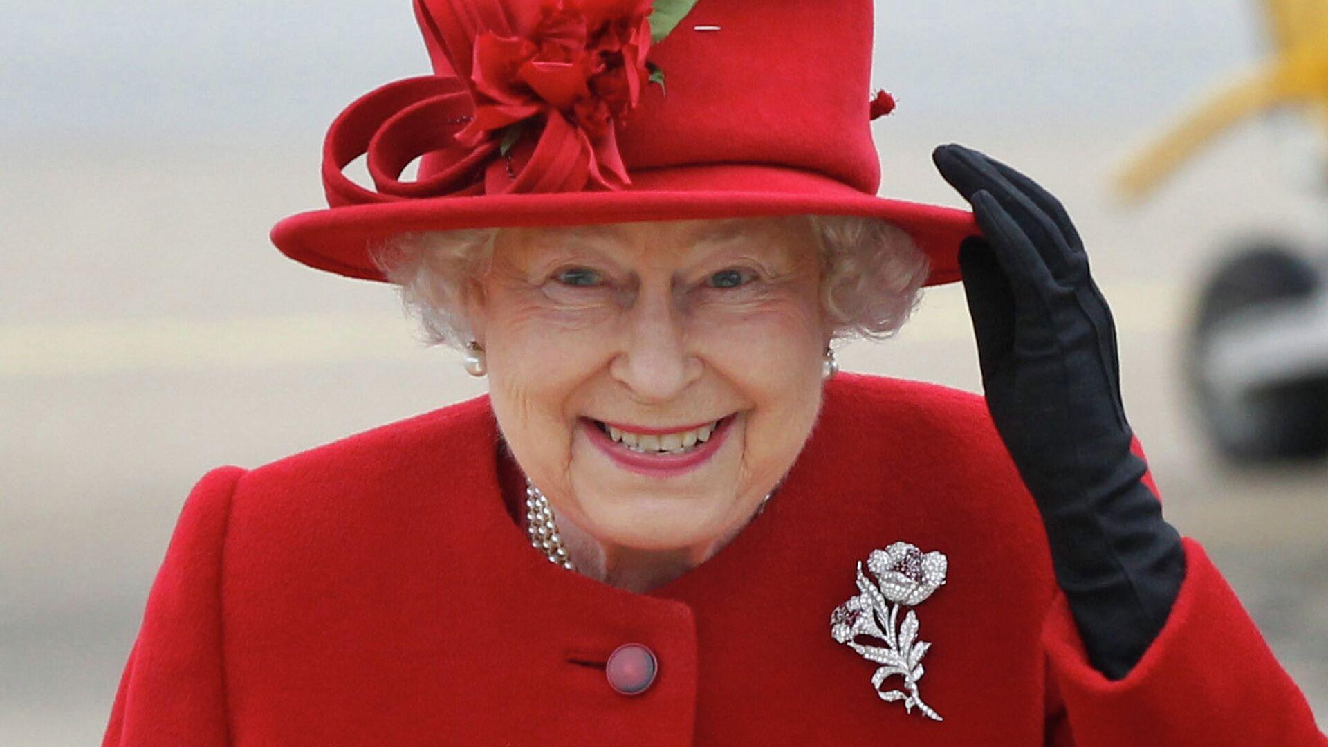 Королева Великобритании Елизавета II - РИА Новости, 1920, 02.08.2020