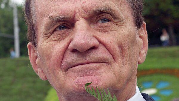 Белорусский композитор Игорь Лученок