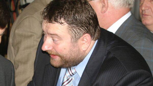 Сергей Попельнюхов. Архивное фото