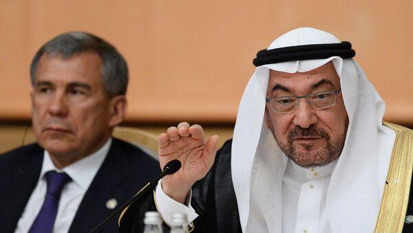 Заседание группы Россия – исламский мир