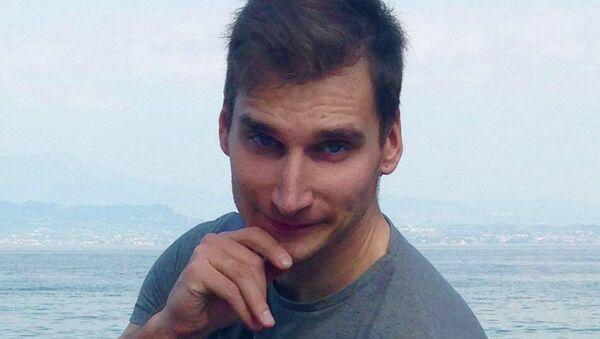 Корреспондент Новой газеты Павел Каныгин. Архивное фото