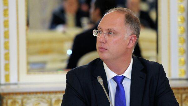 Генеральный директор УК Российский фонд прямых инвестиций (РФПИ) Кирилл Дмитриев. Архивное фото