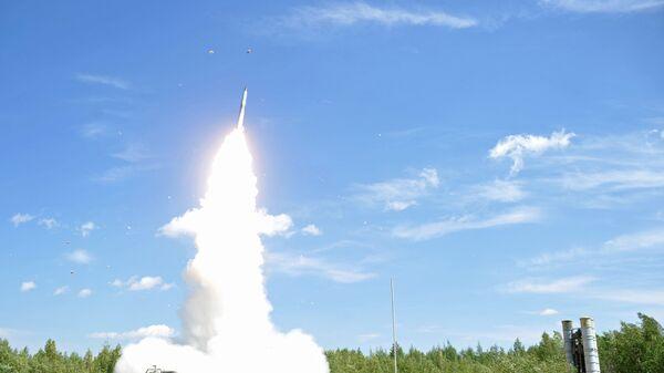 Ракетные стрельбы. Архивное фото