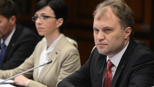 Глава Приднестровья Евгений Шевчук. Архивное фото