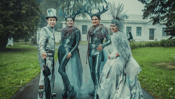 В Москве пройдет костюмированный бал Midsummer Night's Dream в 2019 году