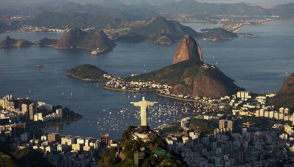 Рио-де-Жанейро. Архивное фото