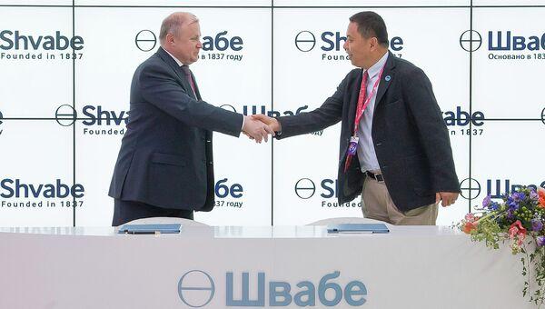 Швабе и китайская UniStrong договорились о сотрудничестве. Архивное фото