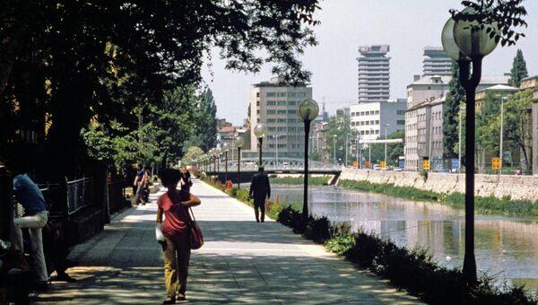 Сараево. Архивное фото