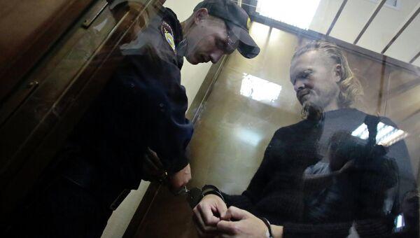 Владелец журнала Флирт Дмитрий Зяблицев (справа). Архивное фото