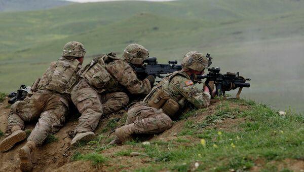 Учения сил НАТО, архивное фото