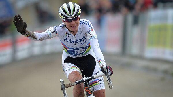 Олимпийская чемпионка, чемпионка мира по велоспорту из Нидерландов Марианна Вос