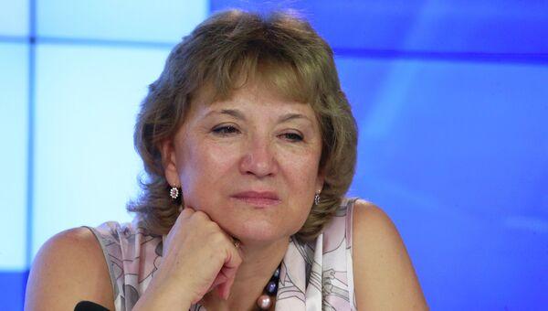 Директор Института экономики здравоохранения НИУ Высшая школа экономики Лариса Попович