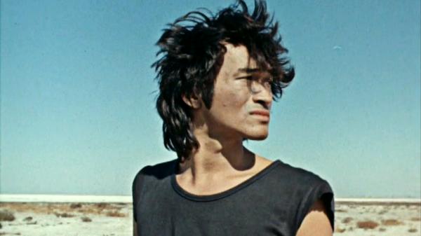 Кадр из фильма Игла (1988)