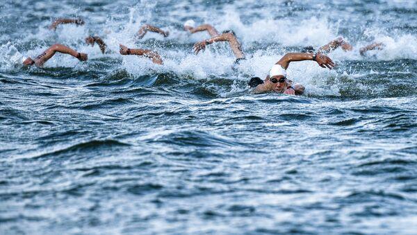 Чемпионат мира FINA 2015. Плавание на открытой воде. Мужчины. 5 км
