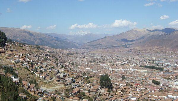Регион Куско в Мексике