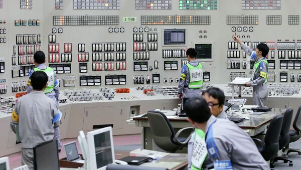 Реактор в Японии. Архивное фото