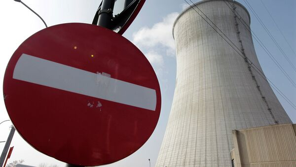 АЭС Тианж в бельгийской Валлонии