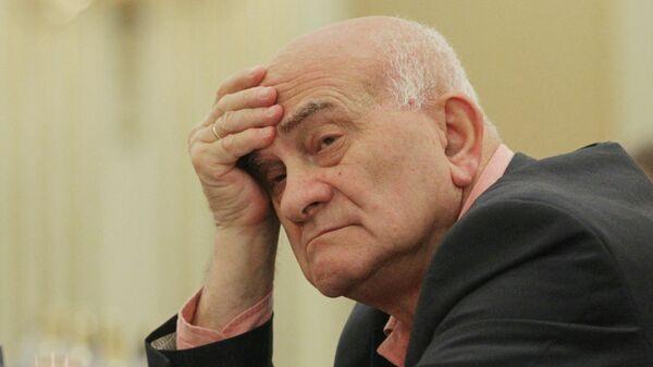 Экономист, общественный деятель, научный руководитель национального исследовательского университета Высшая школа экономики Евгений Ясин