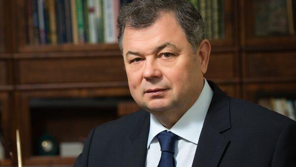И. о. губернатора Калужской области Анатолий Артамонов. Архивное фото