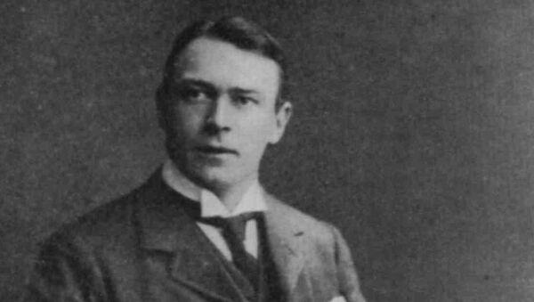 Томас Эндрюс (Thomas Andrews) – главный конструктор Титаника