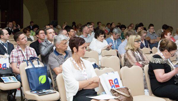 На I Конгрессе Российского общества онкомаммологов (РООМ)