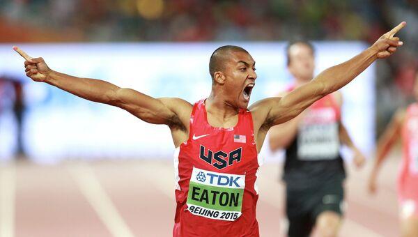 Легкая атлетика. Чемпионат мира 2015. Седьмой день