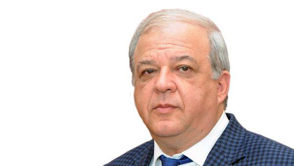 Анатолий Карибов. Архивное фото